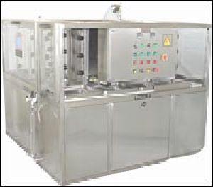 Semi Automatic Jar Washer