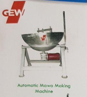 Automatic Mawa Making Machine