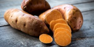 Fresh Sweet Potato