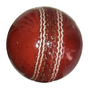 Leather Club Red Cricket Balls