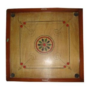 Wooden  Medium Carrom Board