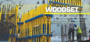 Wooden Girdered Formwork System