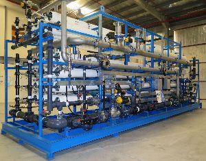 Reverse Osmosis Desalination System