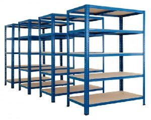 Bolt Less Shelving System