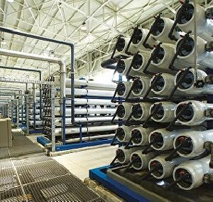 Sea Water And Brackish Water Desalination Plants