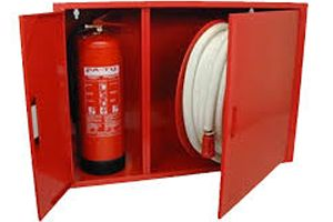 Hose Reels and fire hose cabinets