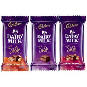 Cadbury Silk Chocolates