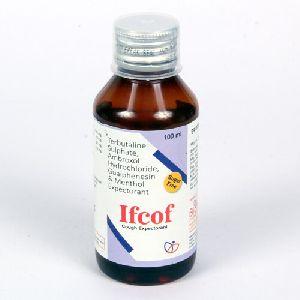 Ambroxol15mg, Terbutaline1.25mg, Guaiphenesin50mg Syrups