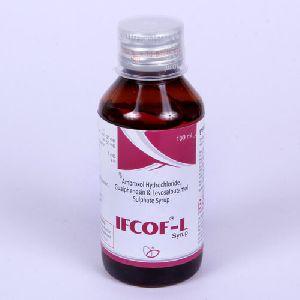 Levosalbutamol1mg, Ambroxol30mg, Guaiphenesin50mg Syrup