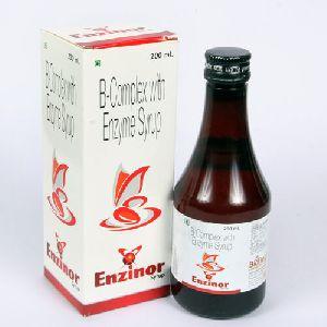 Pepsin(1:3000) 10mg, Fungal Diastase (1:1200)50mg Syrup