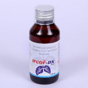 Phenylephrine5mg, Dextromethorphan HBr10mg, Chlorpheniramine Maleate2mg Syrups