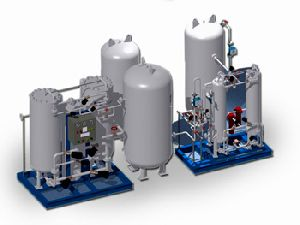 Gas Generators And Purification Systems (skid Mounted And With Refilling Stations)