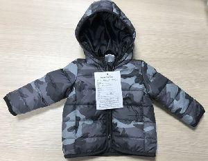 Boys Winter Padded Jacket