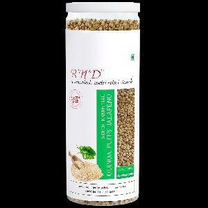 Jalapeno Roasted Quinoa Puffs