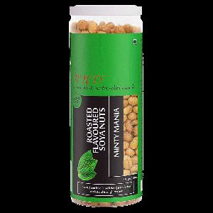 Minty Mania Roasted Flavoured Soya Nuts