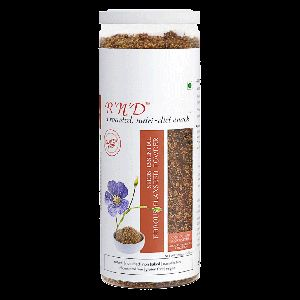 Plain Roasted Fibrous Flaxseed Powder