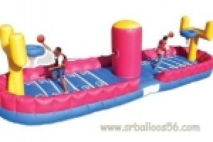 Inflatable Sports Equipment