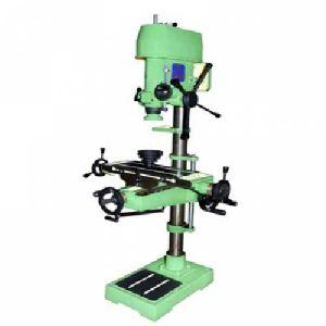 Drilling Cum Milling Combo Machine