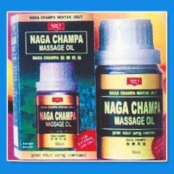 Nagachampa Massage Oil