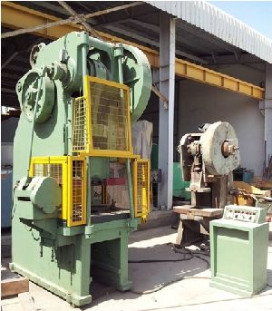 Mechanical Power Press Machine