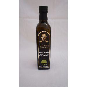Extra virgin olive oil . Ultra premuim . First press 0.3% acidity /500ML