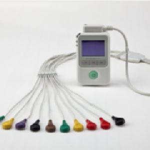 Oled Ecg Monitor Color Screen With 12 Channels Sifecg-8.2