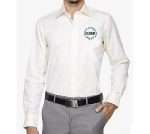 Embroidered Business Shirt