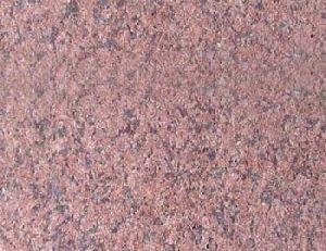 Flamed Finish Granite Slab