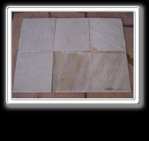 Mint White Sandstone Tile