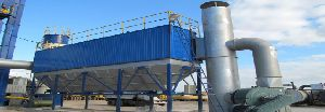 DUST COLLECTOR SEPARATION SYSTEM
