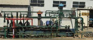 MS PIPES STRUCTURAL FABRICATION