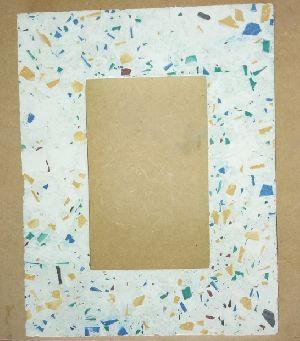 Concrete Photo Frames