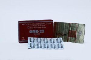 2000 Mcg Lycopene Capsules, 42 Mg Mecobalamin Ginseng Capsules