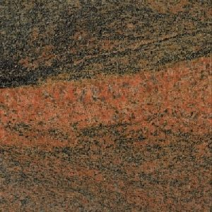 Granites Red Multicolor