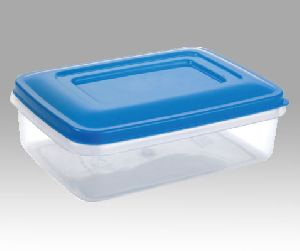 Rectangular Plastic Storage Containers