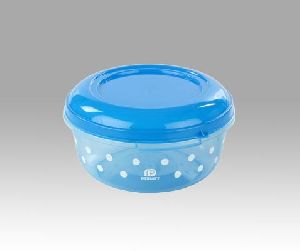 Round Plastic Food Containers