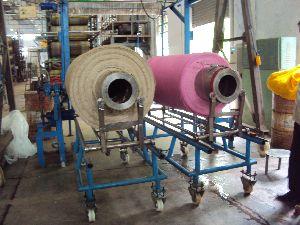 Beam Dyeing Machine