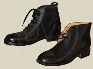 George Shoes And Drill Boots