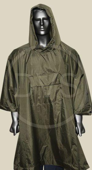 Poncho Cape Rain Suit
