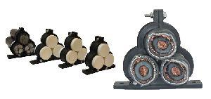 Trefoil Clamps
