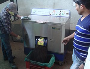 Smart Batch Composting Machine