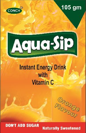Aqua-sip Energy Drink Powder