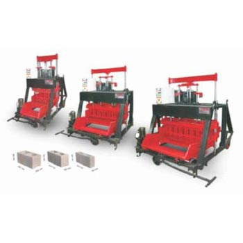 1060 Automatic Concrete Block Making Machine