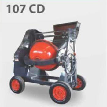 107 CD Hopper Concrete Mixer