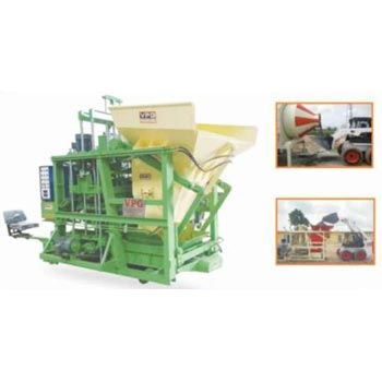 1720 Automatic Concrete Block Making Machine