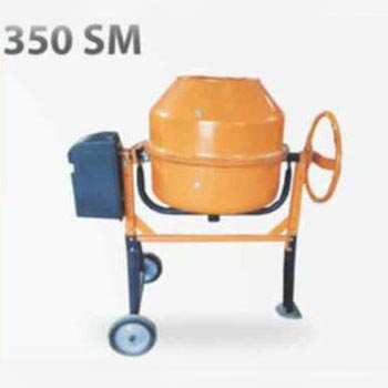350 SM Portable Type Concrete Mixer