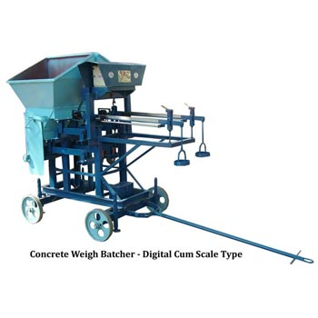 Digital Scale Type Machine