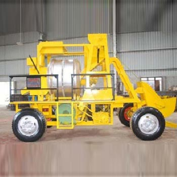 Mini Mobile Hot Mix Asphalt Plant
