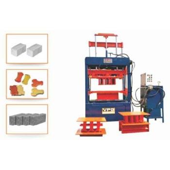 Mini Multi Purpose Block Making Machine