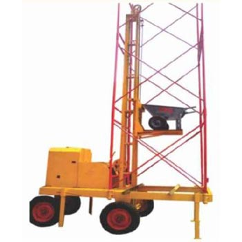 Mobile Hoist Machine